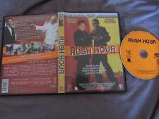 Rush Hour de Brett Ratner avec Jackie Chan et Chris Tucker, DVD, Action/Kung-Fu