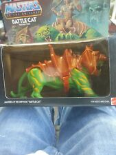 Masters of The Universe Origins Battle Cat 5/1/2 (13.9cm) high with armor he-man