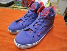 Women's  Hi Top Pastry Athletic Shoes Size 8