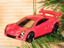 MASTRETTA MXR Sports Car CHRISTMAS ORNAMENT Red/Black XMAS