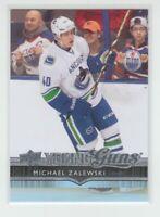 (70447) 2014-15 UPPER DECK YOUNG GUNS MICHAEL ZALEWSKI #247 RC