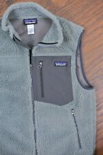 Patagonia Classic Retro-X Fleece Vest Gray Men's Small S