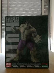 Kotobukiya 1/10 Scale Avengers Marvel Now Artfx Hulk Statue-En parfait état