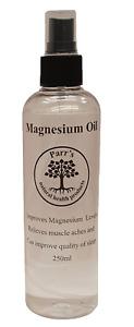 Transdermal Magnesium Oil Pure Spray, 250 ml