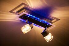 Deckenlampe LED Spot Deckenleuchte Design Lampe mit Fernbedienung Deckenspot NEU