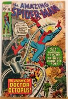 The Amazing Spider-Man No.88 Dr. Octopus Appearance Marvel Comics 1970