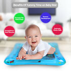 Inflatable Baby Water Mat Novelty Play for Kids Boys Girls Infants Tummy Time
