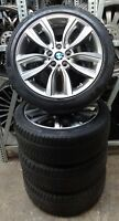 4 BMW Winterräder Styling 485 225/45 R18 95V BMW 2er F45 F46 6855094 ink RDCi