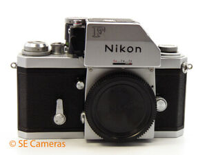NIKON F PHOTOMIC  35MM SLR CAMERA BODY *EXCELLENT*