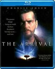 The Arrival (BRAND NEW Blu-ray, 2009, Canadian) Charlie Sheen, FREE SHIPPING !!