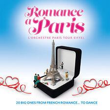 L ORCHESTRE PARIS TOUR EIFFEL - CD - ROMANCE A PARIS