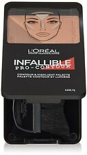 L'OREAL Infallible Pro-Contour Contour & Highlight Palette- 815 Deep- NEW