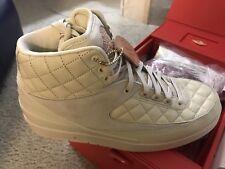 Air Jordan 2 Retro x Just Don C Beach Sneakers sz10 US 100% Authentic & Rare