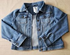 Girls Gymboree Size Large Denim Jacket
