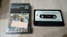 (C0) K7 Cassette Audio - THREE DOG NIGHT Hard Labor