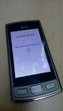 LG Viewty Snap GM360 - Silver (Unlocked) Mobile Phone
