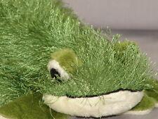 WEBKINZ PLUSH ONLY NO SECRET CODE GREEN GECKO FREE SHIPPING STUFF ANIMAL
