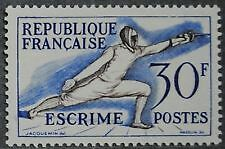 FRANCE TIMBRE NEUF N° 962 ** ESCRIME