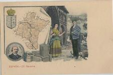 Postal MAPA Provincias. Nº 32. NAVARRA.