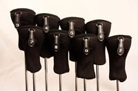 NEW NEOPRENE 3-PW SET HEAD COVER COVERS HYBRID GOLF CLUBS HEADCOVERS HEADCOVER