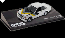 wonderful modelcar OPEL ASCONA B400 1979 - white -  scale 1/43