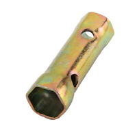 Doppio Fine Spark Plug strumento chiave a tubo esagono incassato 16