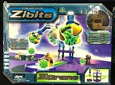 Zibits Remote Control Robot Psykull And Z Crane