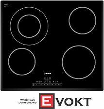 Bosch Serie 6 PKF651F17E Built In 60 Cm Ceramic Hob 4 Cooking Zones Genuine NEW
