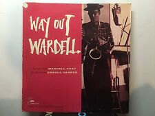 WARDELL GRAY - Way Out Wardell ~ CROWN 5004 {dg orig} w/Vido Musso, McGhee >RARE