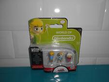 Figurines Zelda the windwaker Micro land world of nintendo link arielle mémé