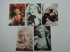 Lot of 5 Marilyn Monroe Collector Postcard for Classico San Francisco  Lot-03