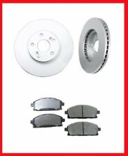 2003-2006 Acura MDX (2) Front Brake Rotors & Ceramic Pads 31275 CD855