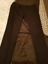 Ladies New Black Jeggings Trousers Jeans Size 18