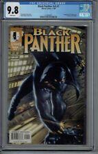 CGC 9.8 BLACK PANTHER V2 #1 ZURI & DORA MILAJE & OKOYE 1ST APPEARANCE 1998 WP