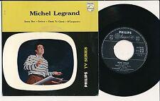"MICHEL LEGRAND 45 TOURS EP 7"" HOLLANDE TV SERIES"