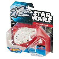 Hot Wheels Star Wars Starships Millennium Falcon Die-cast NEW!
