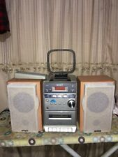 Vintage SONY Stereo System CMT EP313 Micro Hi Fi Complete With Remote & Antenna