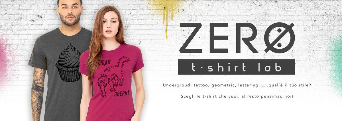 ZERO T-SHIRT LAB
