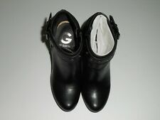 "G by Guess Womens ""GGDillyn"" Almond Toe Ankle Fashion Boots, Black, Size 6 M"