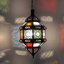 Orientalische Hängeleuchte Marokkanische Lampe Orient Leuchte Deckenleuchte GHTM