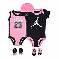 Jordan Jersey Infant 5-Piece Set