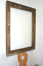 Spiegel Bilderrahmen mirror trumeau Louis XVI Goldrahmen Bild Rahmen Barock Nr.2