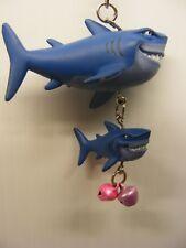 Disney's Finding Dory  Nemo and Friends BRUBE SHARK & BABY KEYCHAIN