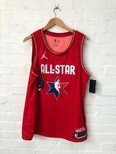 Nike Jordan Men's NBA All Star Basketball Jersey - XL - Red - New