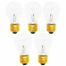 5-Pack Light Bulb for Kitchenaid KSSC42QMS02 KSSC42QMS00 KSSC36QMS01 KGRC707LBS0