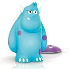 Disney Monsters University Sulley SoftPal Philips Night Light WIRELESS CHARGING