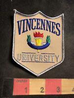 NOS Circa 1980s Indiana VINCENNES UNIVERSITY Patch (Academic / School) 92O8