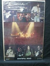 GREATFUL DEAD HEAVY METAL ROCK VINTAGE POSTER GARAGE 1977 CNG1392