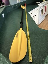 Werner Kayak Paddle 220 CM 2 Piece Adjustable