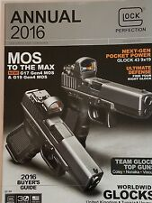 Glock Annual 2016 Buyers Guide NEW / 114 Pages Firearms